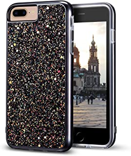 Best black glitter iphone 7 plus case Reviews