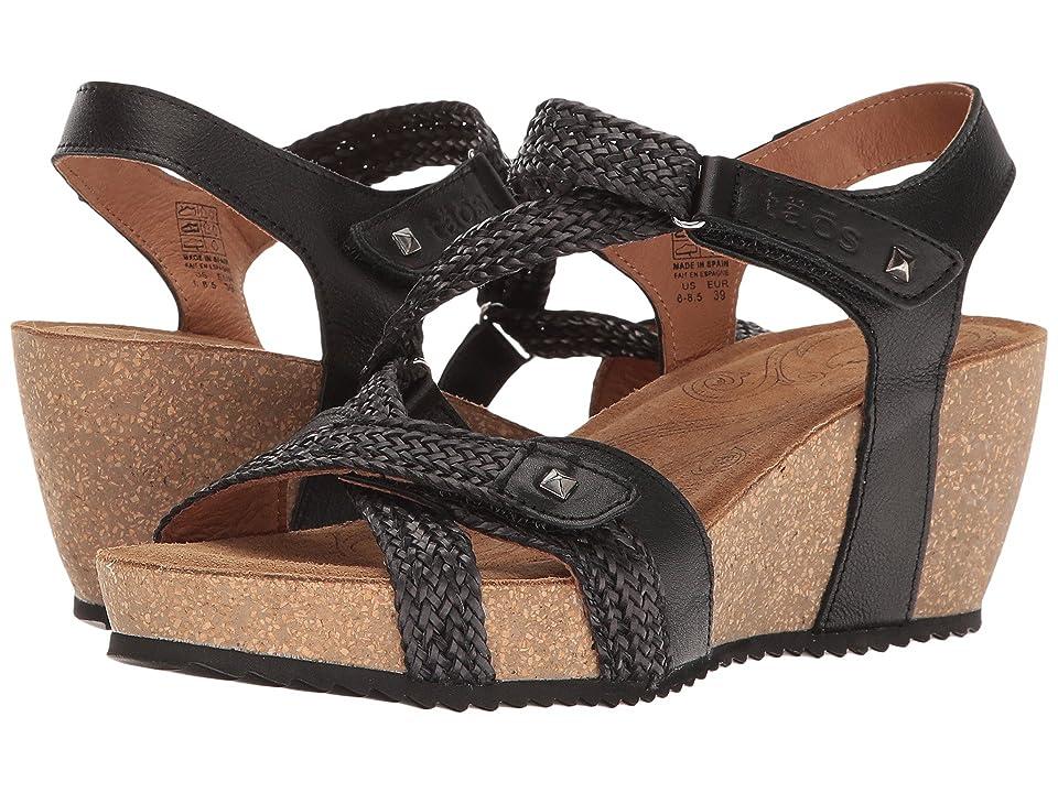 Taos Footwear Julia (Black) Women