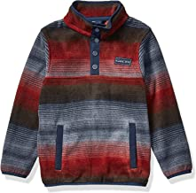 Cinch Boys' Big Printed Polar Fleece Pullover