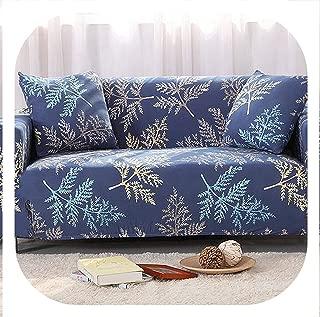 New face Four Seasons European Style Elasticity Sofa Cover All-Inclusive Sofa Sets Soft Cover Towel Sofa Cover Cushion/Cushion Cover,Style5,Three Seater