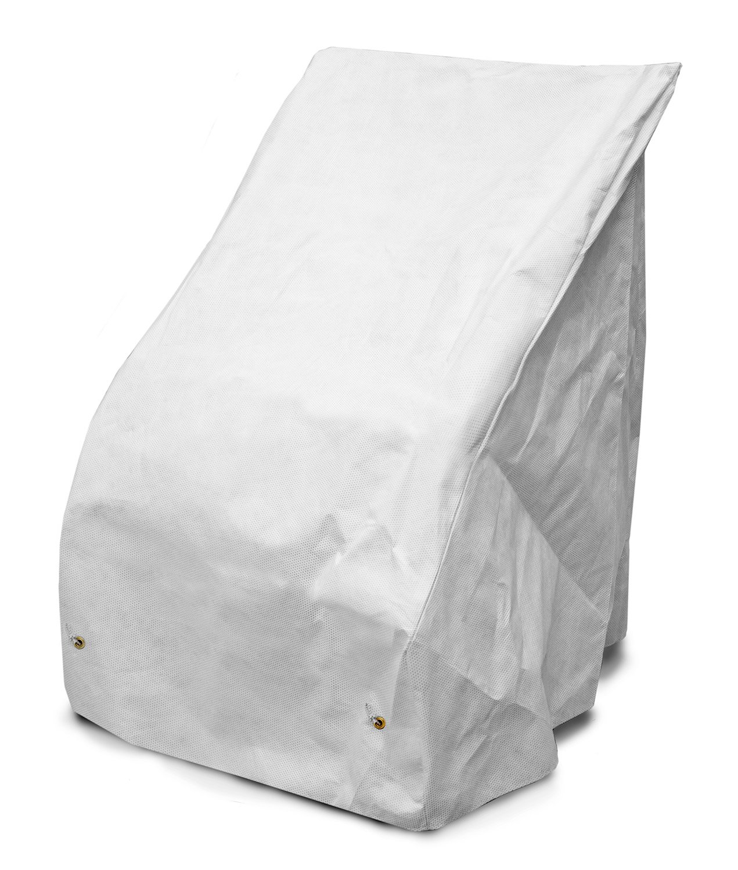 KOVERROOS SupraRoos 白色高背椅套 30
