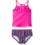 Carter's Girls' Infant Fringe Top Tankini Swimsuit Set