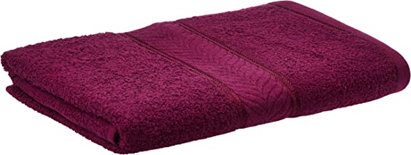 Panache Exports Mystical Bath Towel, Wine, (Small) 58 cm x 118 cm, PEMYSBAT02