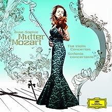 The Violin Concertos; Sinfonia Concertante