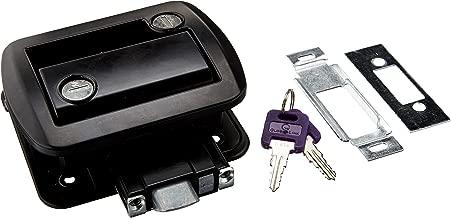 AP Products 013-570 Black Global Travel Trailer Entrance Lock Set