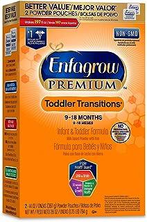 美赞臣(MeadJohnson) Enfagrow二段奶粉美版美国直邮进口安儿宝2段婴儿幼儿794g