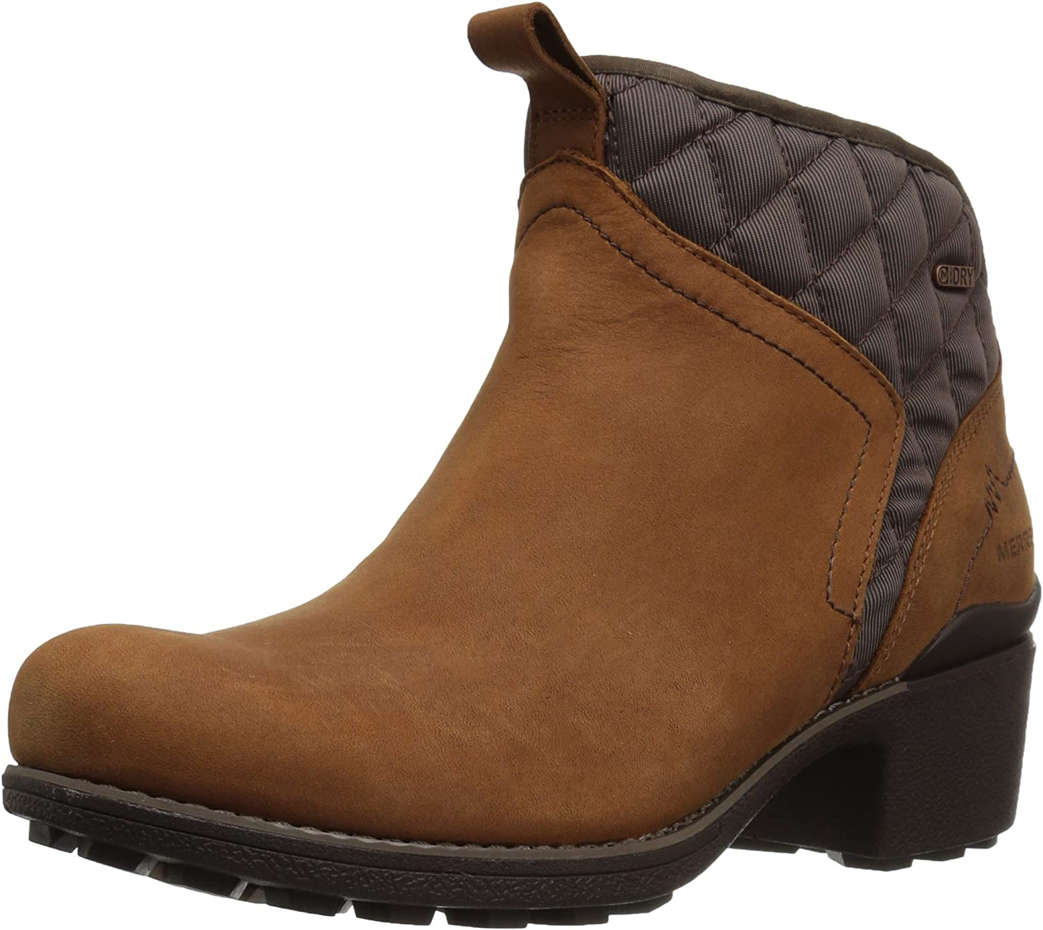 Merrell Womens Chateau Mid Pull WTPF Ankle Boot