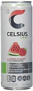Celsius Watermelon Berry, 12 fl oz