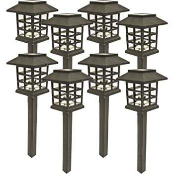 Sogrand 8pcs-Pack,Solar Lights Outdoor Light,Landscape Lighting,Holiday Last-minute Deals of the Day for Lawn,Patio,Yard,Walkway,Driveway,Pathway,Garden,Landscape