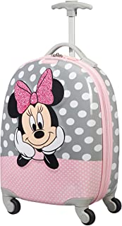 Samsonite Disney Ultimate 2.0 Valigia per Bambini, 46.5 cm, 20.5 L, Multicolore (Minnie Glitter)
