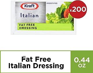 Kraft Italian Dressing Fat Free (16 oz Bottles, Pack of 200)