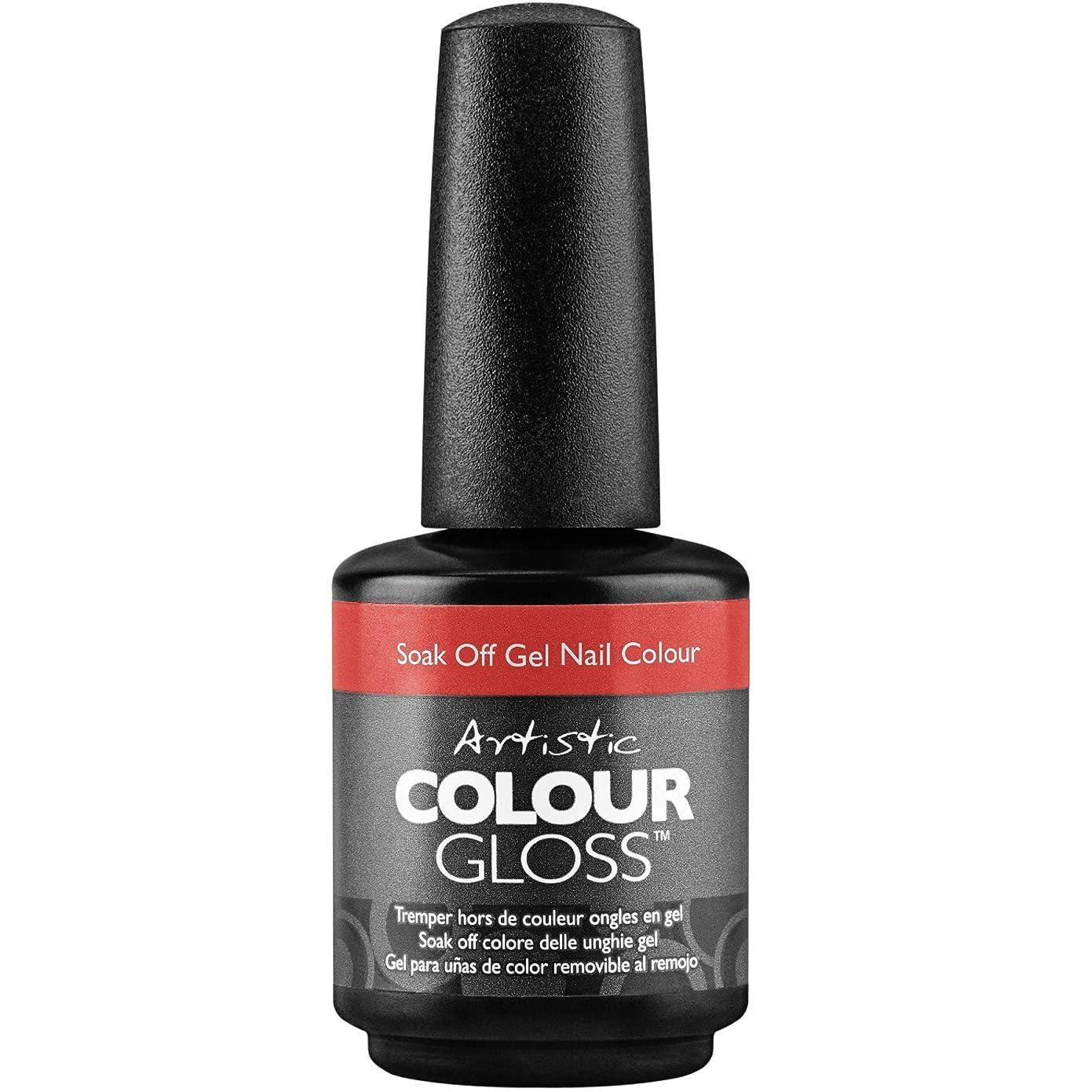 ポジションさておき選出するArtistic Colour Gloss - Little Red Suit - 0.5oz / 15ml