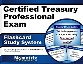 Certified Treasury Professional Exam Flashcard Study System: CTP Test Practice Questions & Review for the Certified Treasury Professional Examination