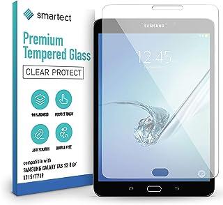 smartect 9H Skärmskydd i härdat glas kompatibel med Samsung Galaxy Tab S2 8.0 Zoll (T719, T715) - Ultratunn design - Anti-...