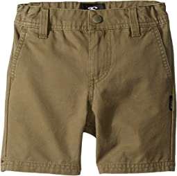 Jay Chino Shorts (Toddler/Little Kids)