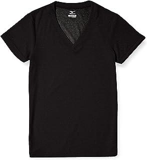 (ミズノ)MIZUNO ドライベクター エブリ Vネック 半袖 シャツ C2JA6101[メンズ]
