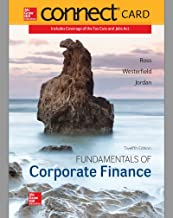 fundamentals of corporate finance 12th edition connect