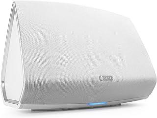 Denon HEOS5WTE2 Audio-Streaming HEOS 5 Altavoz (multisala, conecte Spotify, Deezer, de Marea, Soundcloud, NAS, Bluetooth, ...