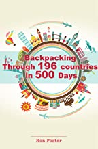 Backpacking through 196 countries in 500 Days