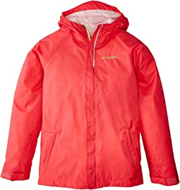Fast & Curious Rain Jacket (Little Kids/Big Kids)