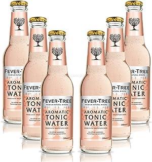 Fever-Tree Aromatic Tonic Water Set- 6x200ml inkl. Pfand MEHRWEG = 1200ml inkl. Pfand MEHRWEG