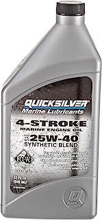 روغن موتور دریایی Quicksilver 8M0078622 FC-W 4-Stroke ترکیبی