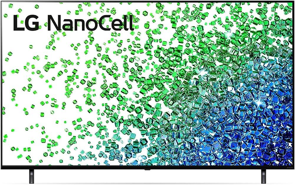 Lg nanocell smart tv led 4k ultra hd 75 pollici 2021 con processore quad core 4k wi-fi webos 6.0 filmaker 75NANO806PA.API