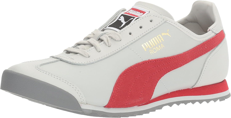 PUMA Mens Roma Og 80s Fashion Sneaker