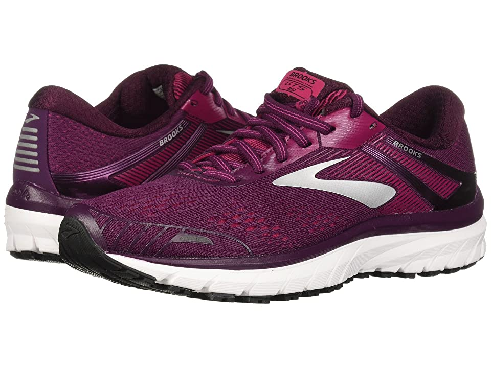 Brooks Adrenaline GTS 18 (Purple/Pink/Silver) Women