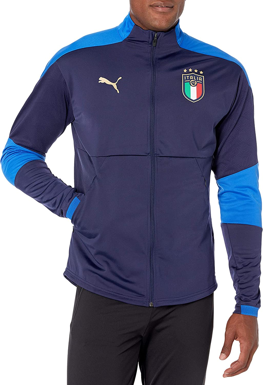 PUMA Men's FIGC Italian Football Federation Training Jacket