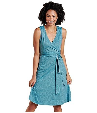 Toad&Co Cue Wrap Sleeveless Dress (Hydro) Women
