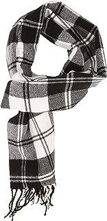 Soft Cashmere Feel Winter Plaid Scarf & Buffalo Check Scarves