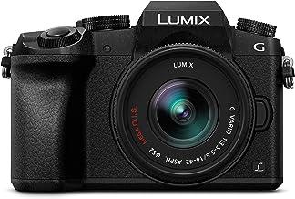 Panasonic Lumix DMC-G7KEC - Cámara EVIL de 16 MP, Pantalla 3