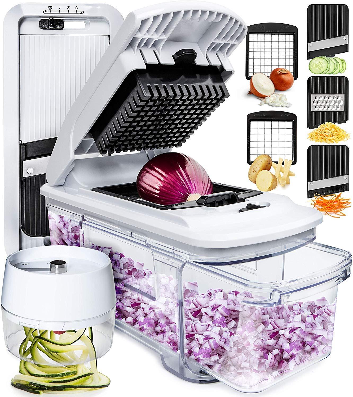 Fullstar Mandoline Slicer Spiralizer Vegetable