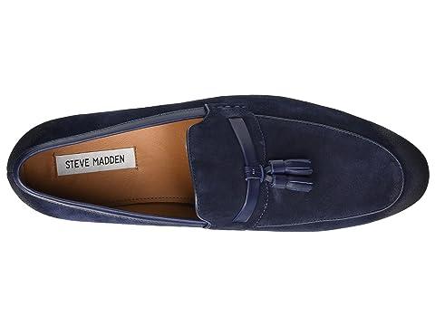 Suedebrown Suedenavy Madden Sommet Steve Suède Noir mode et Nouveau YqwF66
