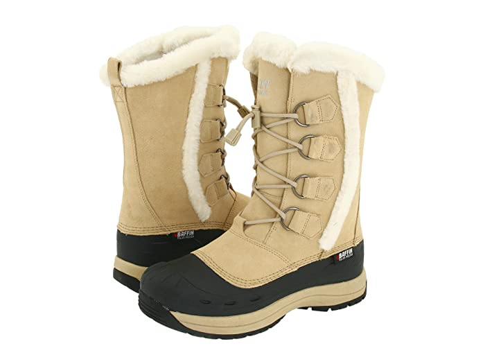 Baffin  Chloe (Sand) Womens Cold Weather Boots