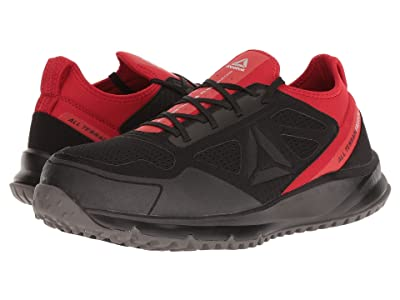 Reebok Work All Terrain Work (Primal Red/Black) Men