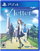root letter ps4