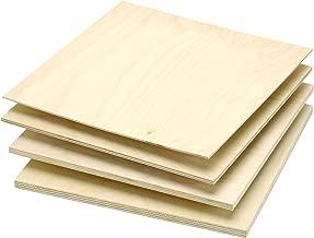 Single Piece of Birch Plywood, 1/2