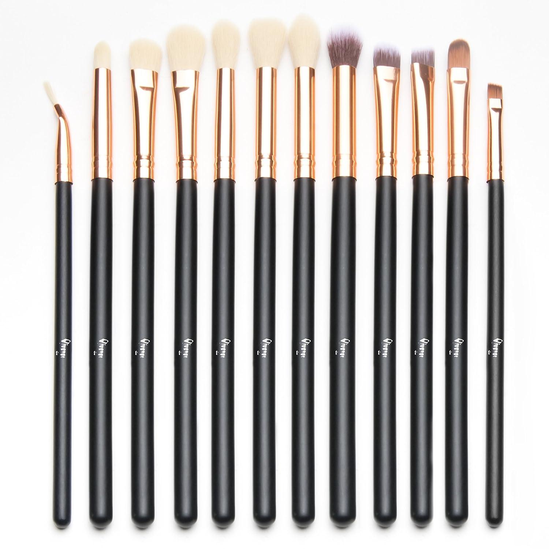 Qivange 35% OFF Eye Makeup Brushes Eyeshadow Synthetic Set Regular store