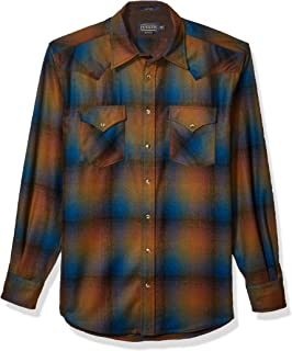 Men's Big & Tall Long Sleeve Canyon Shirt