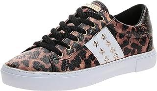 GUESS womens GAMER11 Sneaker