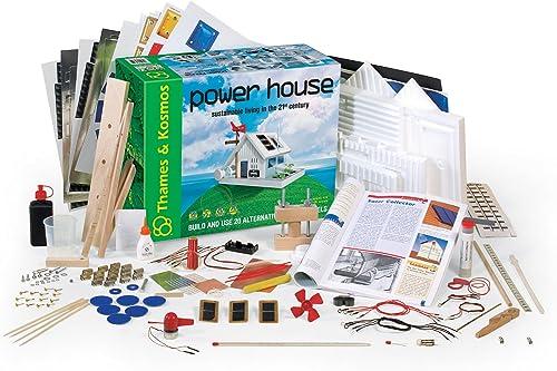 bajo precio Thames & & & Kosmos 626112 Power House, La casa sostenible, juguete educativo, Color blanco  tienda de bajo costo