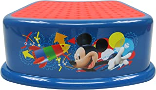 Disney Step Stool, Mickey Mouse Clubhouse Capers