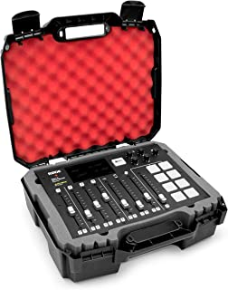 Casematix Studio Mixer Hard Case Fits Rode RODECaster Pro...