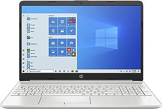 HP Laptop, 15.6 Inch Full HD IPS Scherm, Core i3-10110U dual, 8GB RAM, 256GB SSD, Windows 10 S, 15-dw1008nd, Zilver