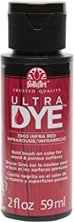 FolkArt Ultra Dye in Assorted Colors (2 oz), 3903 Infra Red