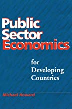 Public Sector Economics for Developing Countries