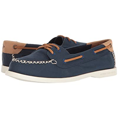 Sperry A/O Venice Canvas (Navy) Women