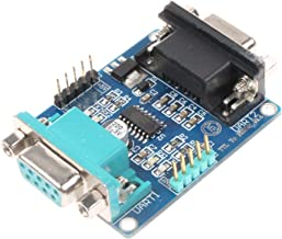 NOYITO RS232 to TTL Module RS232 to UART Module Dual Port Serial Module Supports 3.3V 5V